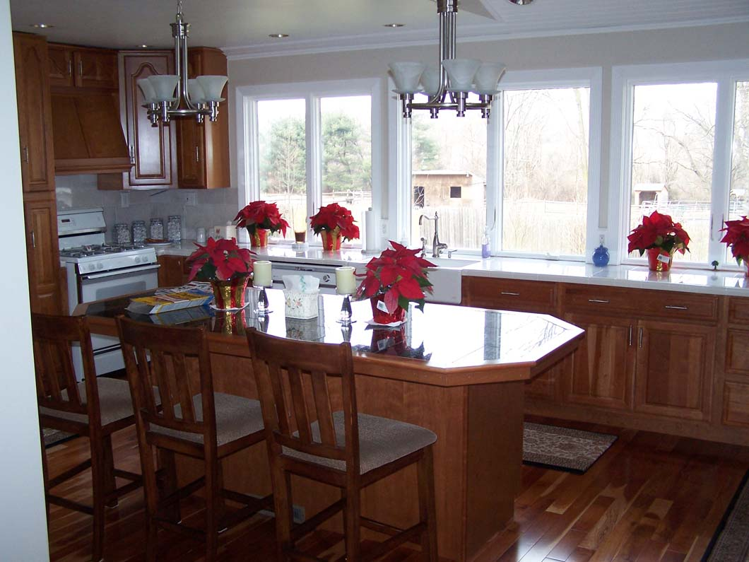 kitchen remodeling: quakertown, pa   werner building company